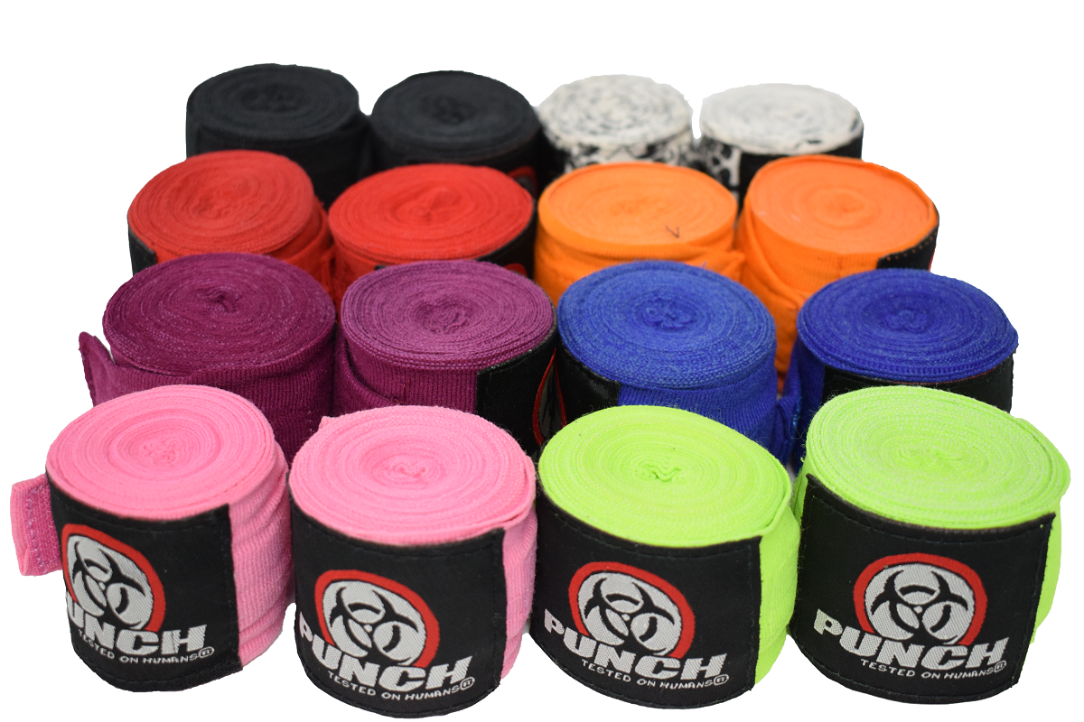 Buy PUNCH Hand Wraps in NZ New Zealand.