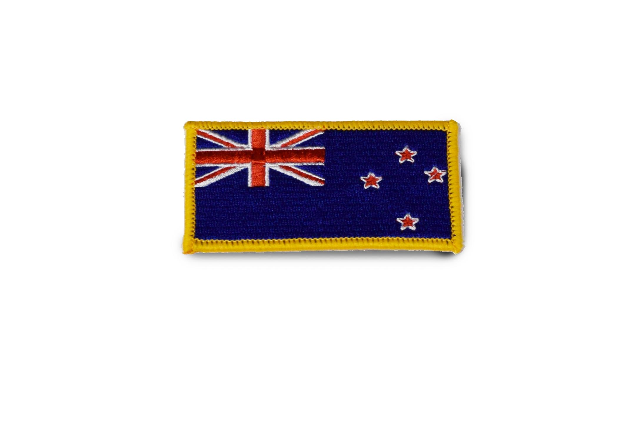 Buy NZ Flag Patch in NZ New Zealand.