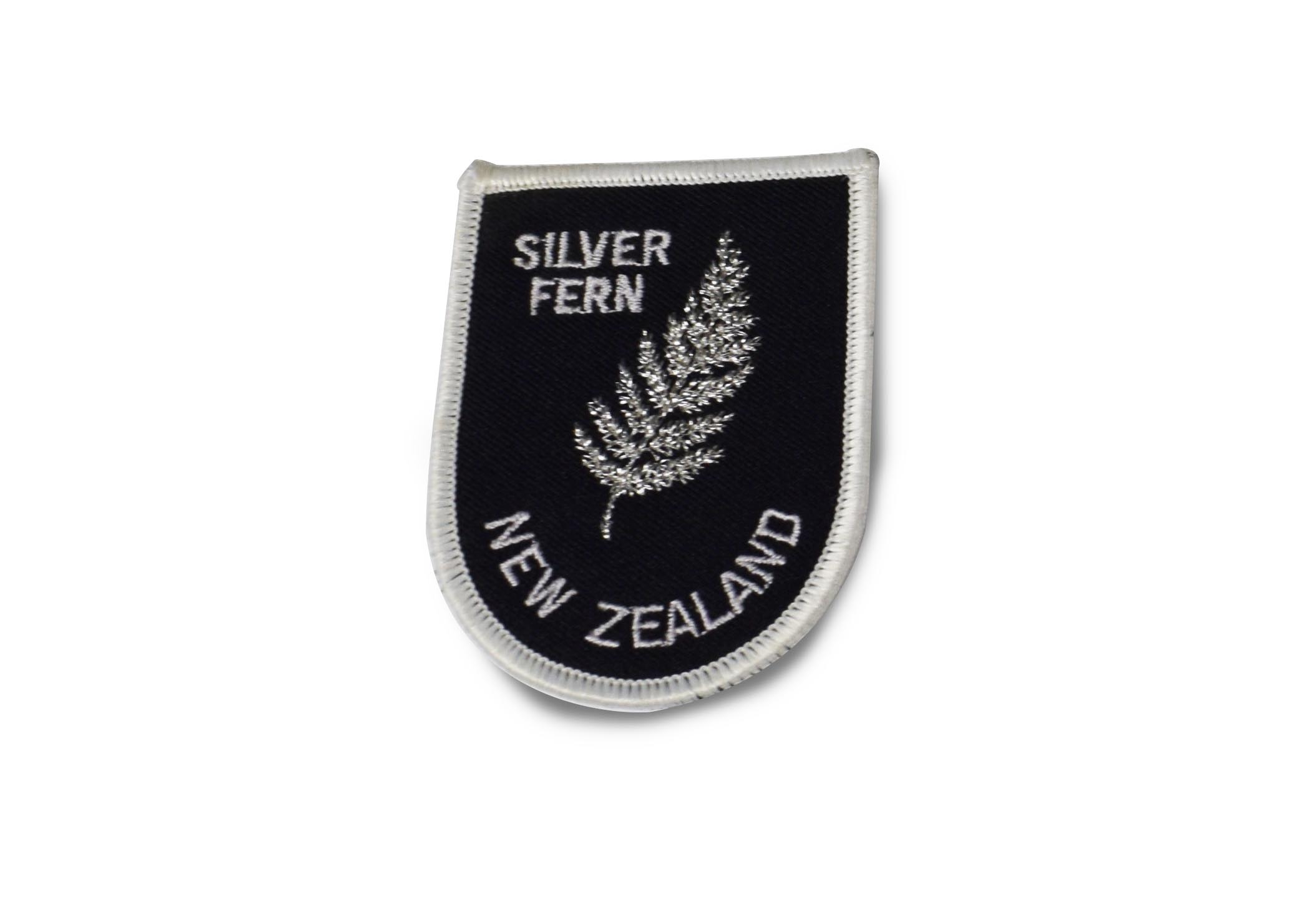 Buy Silver Fern Patch in NZ New Zealand.