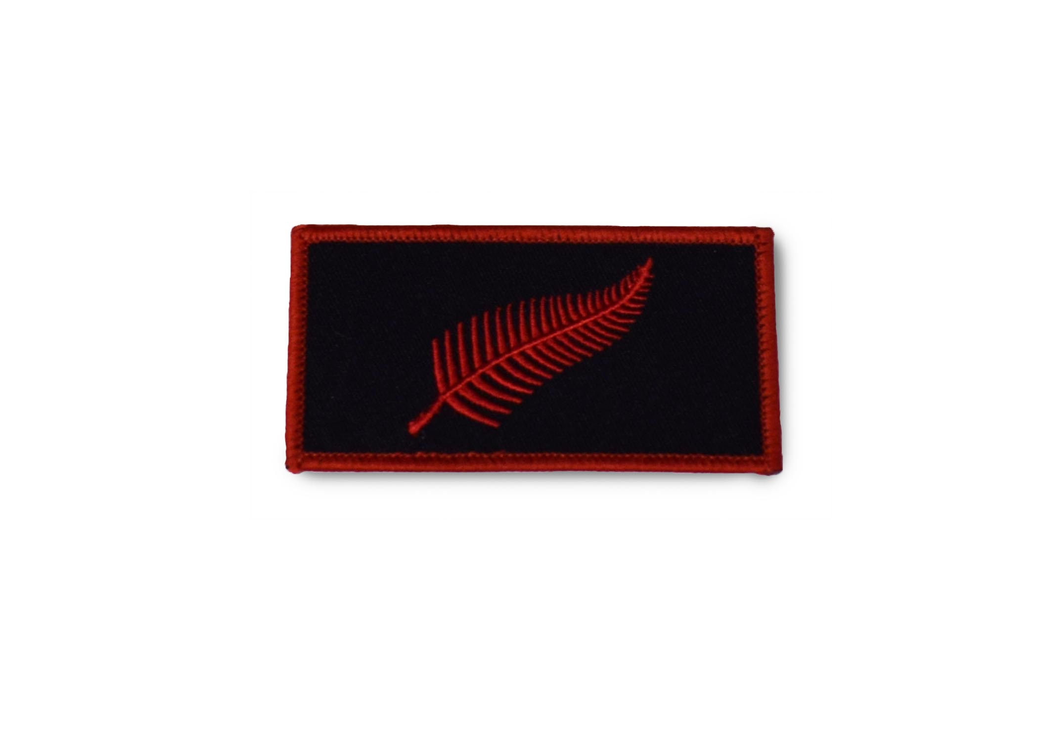 Buy Silver Fern Coloured Patch in NZ New Zealand.