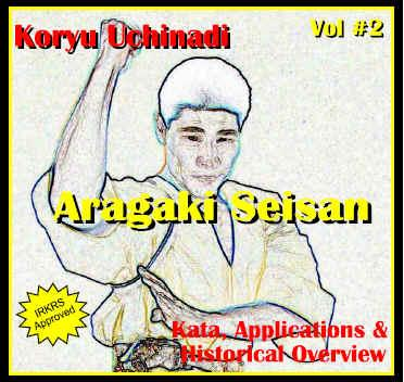 Buy Koryu uchinadi - Volume 2: Aragaki Seisan by Patrick McCarthy Hanshi in NZ New Zealand.