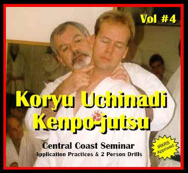 Buy Koryu uchindai - Volume 4: Open Seminar in Gold Coast Australia in NZ New Zealand.