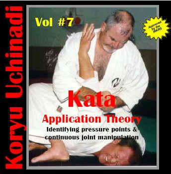 Buy Koryu uchinadi - Volume 7: Joint manipulation part 3 by Patrick McCarthy in NZ New Zealand.