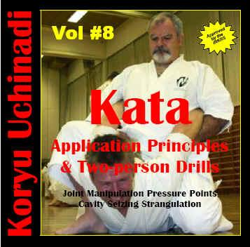 Buy Koryu uchinadi - Volume 8: Kata application principals by Patrick McCarthy in NZ New Zealand.