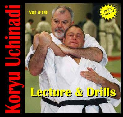 Buy Koryu uchinadi - Volume 10: Kata History & drills by Patrick McCarthy in NZ New Zealand.