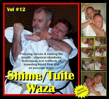Buy Koryu uchinadi - Volume 12: Shime waza by Patrick McCarthy in NZ New Zealand.