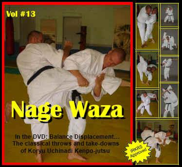 Buy Koryu uchinadi - Volume 13: Nage waza by Patrick McCarthy in NZ New Zealand.