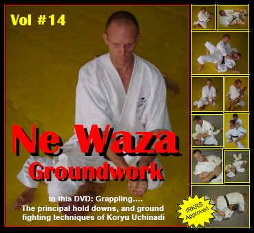 Buy Koryu uchinadi - Volume 14: Ne Waza by Patrick McCarthy in NZ New Zealand.