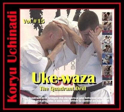 Buy Koryu uchinadi - Volume 15: Uke Waza by Patrick McCarthy in NZ New Zealand.