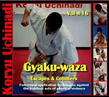 Buy Koryu uchinadi - Volume 16: Gyaku waza by Patrick McCarthy in NZ New Zealand.